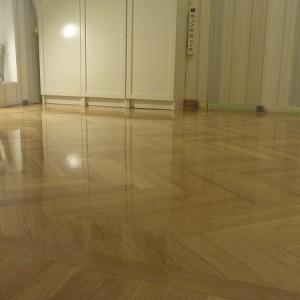 полосатая комната