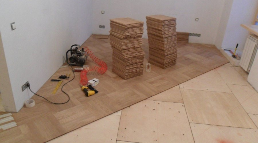 Comment poser du parquet stratifie sur du carrelage devis for Comment poser du quick step